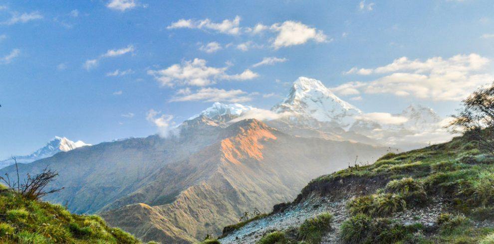 Annapurna Khopra Ridge Trek