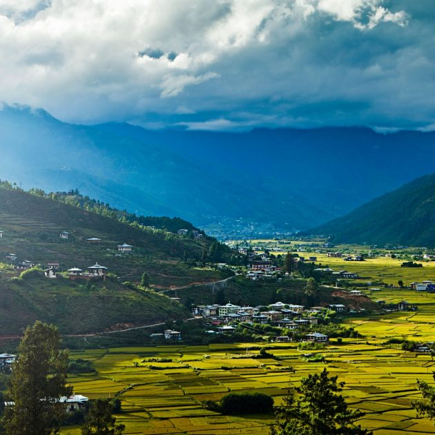 Bhutan Tour, Tour Along With 3 Days Trek (Fly In / Fly Out)