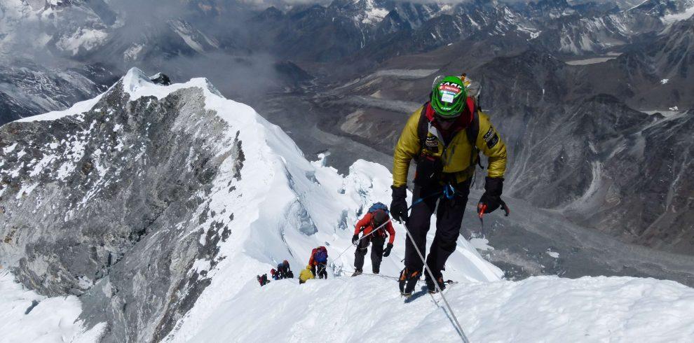 Imjatse Peak Climbing(1)