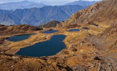 Jugal Himal and Panch Pokhari