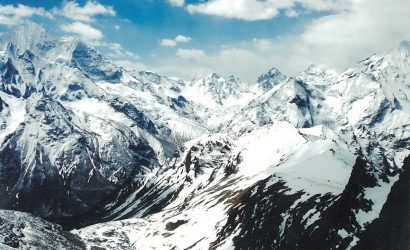 Langtang Valley and Yala Peak Climbing