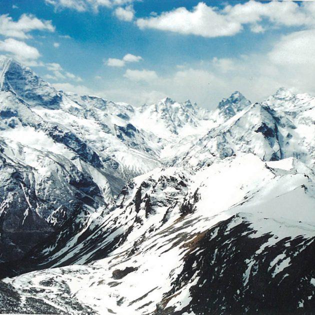 Langtang Valley and Yala Peak Climbing