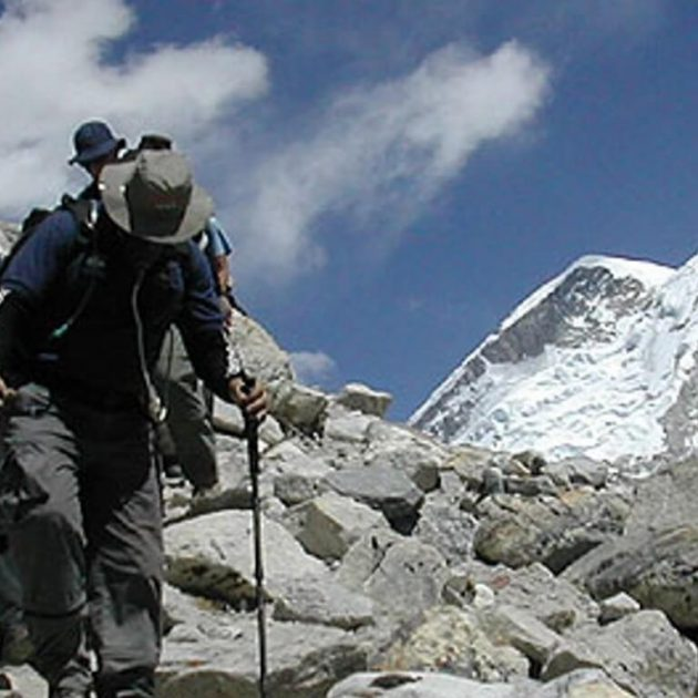 Rolwaling and Parchamo Peak Climbing