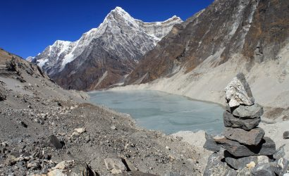 Rolwaling Valley and Tashi Labtsa Trek