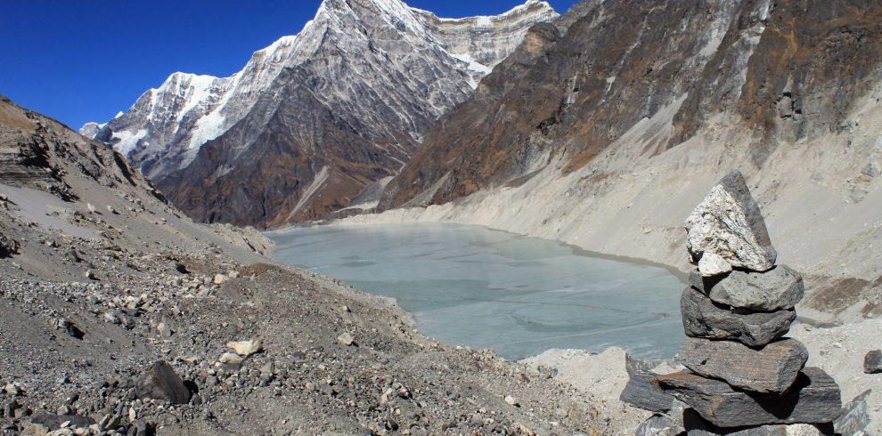 Rolwaling Valley and Tashi Labtsa Trek