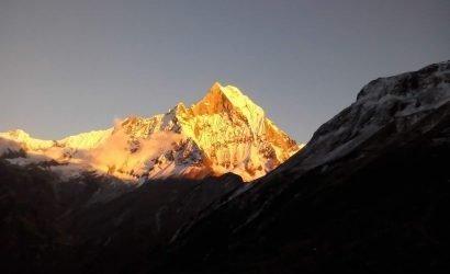 Singu Chuli (Fluted Peak) Climbing