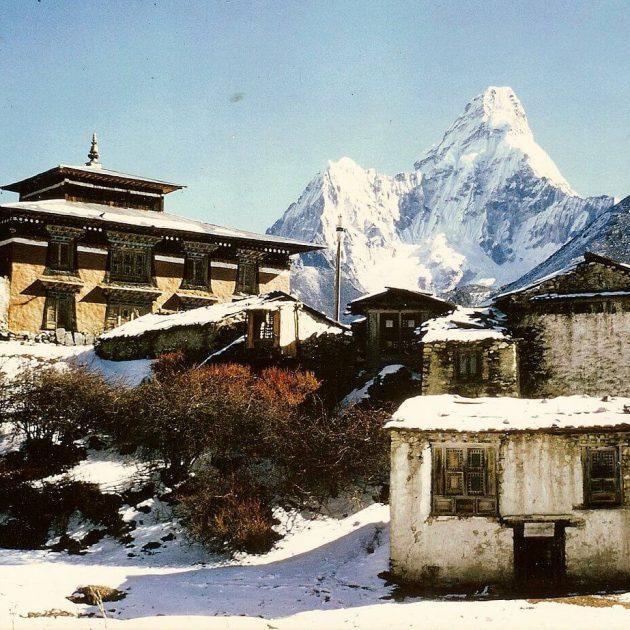 Thyangboche Monastery and Sherpa-land