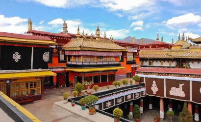 Tour To The Holy City - Lhasa