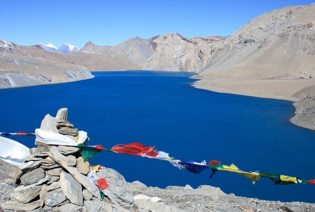 Annapurna Circuit Trek with Tilicho Lake Itinerary