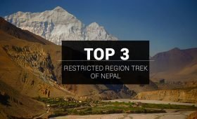 Top 3 Best Restricted Region Trek in Nepal