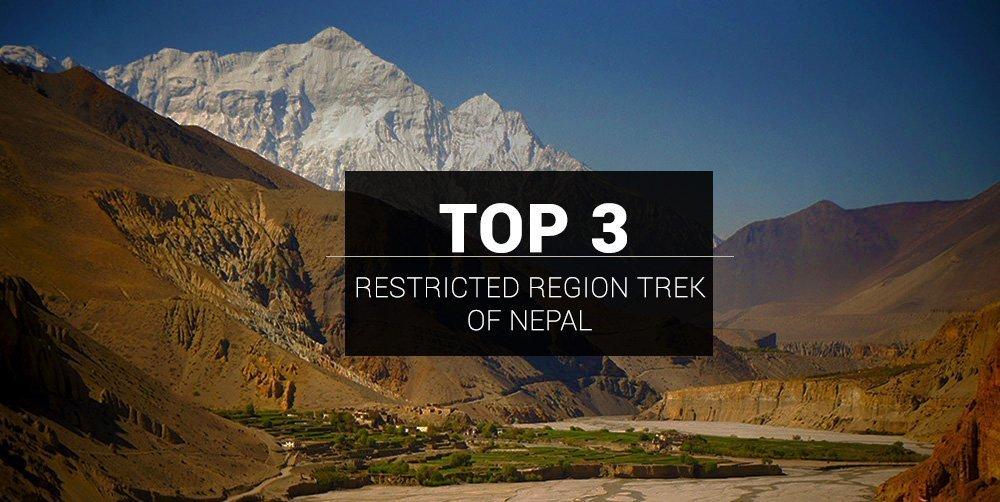 Top 3 Best Restricted Region Trek in Nepal