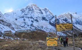 Annapurna Base Camp Weather 2