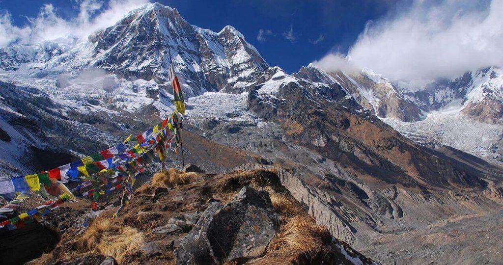 Annapurna Base Camp trek in Spring (September, October & November)