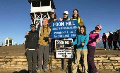 Poon HIll Trekking