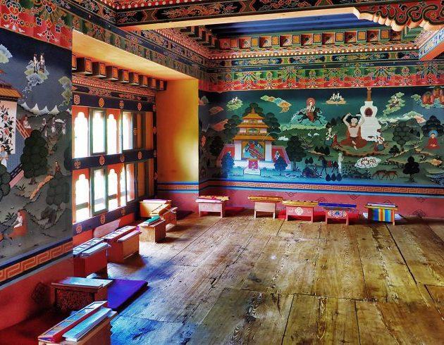 5 days 4 nights Bhutan tour