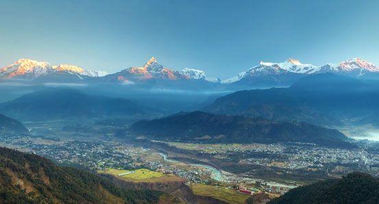 pokhara-himalaya