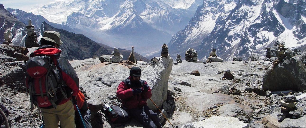 Everest Base Camp Trek Difficulty - Altitude