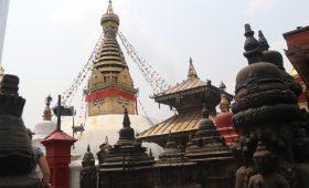 Kathmandu World Heritage Site - Swayambhunath